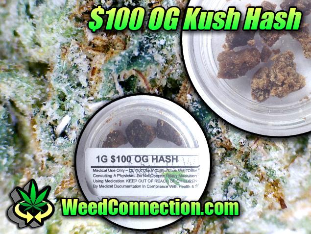 $100 #OG #Kush