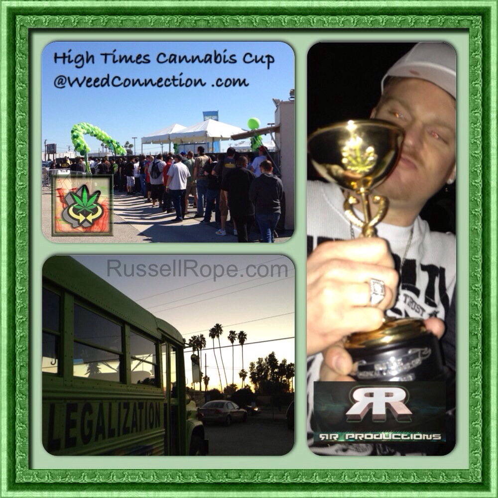 #HighTimes #CannabisCup
