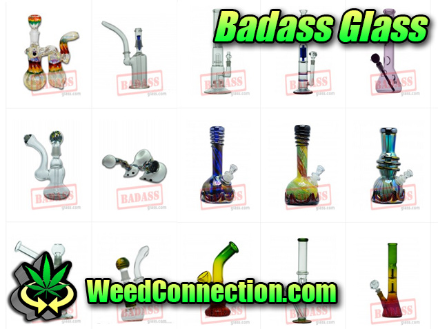 Badass Glass Affiliate @WeedConnection